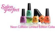 Salon Perfect - Neon Collision / Limited Edition