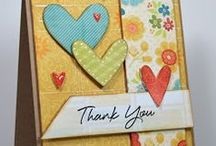 Create A Card / make your own greeting card ideas / by Anna Feauto