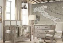 Décoration à votre image, pour bébé / D'un style classique ou électrisant, la chambre de bébé saura traverser les années!