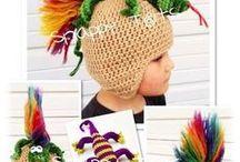 kids hats / knitting patterns