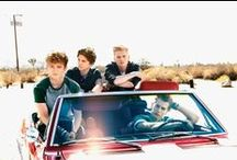 The Vamps / For my best friend, who is a vampette, you know i love you sweetheart :)