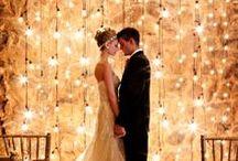 Decor: wedding inspirations / Idéias para decoração ♥