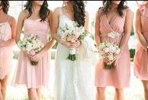 Maids wedding... / Vestidos das madrinhas ;)