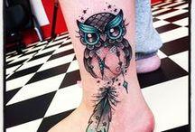 Inked! / My tattoos, tattoo ideas, tattoos I like,