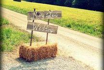 Decoraties voor je bruiloft en feest / Suggesties en inspiratie voor je bruiloft. Tafel decoraties, versierde stoelen, bloemen, gastenboeken, kortom de aankleding van je ceremonie en feest.