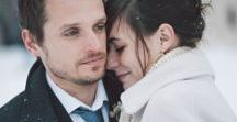 Winter Wedding Photography Chicago / Photojournalistic Wedding Photographer | by Mark Trela Photography