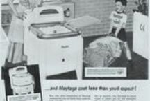Maytag Washers Dryers / Magazine Advertisements featuring Maytag Washers Dryers! Enjoy these vintage ads for Maytag Washers Dryers! And remember to visit www.magazine-advertisements.com to view, download, or print the Full-Size image! / by Advertisement Gallery