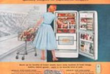 Crosley Refrigerators - Freezers / Magazine Advertisements featuring Crosley Refrigerators - Freezers! Enjoy these vintage ads! And remember to visit www.magazine-advertisements.com to view, download, or print the Full-Size image! / by Advertisement Gallery