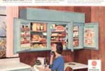 General Electric (GE) Refrigerators - Freezers / Magazine Advertisements featuring General Electric (GE) Refrigerators - Freezers! Enjoy these vintage ads! And remember to visit www.magazine-advertisements.com to view, download, or print the Full-Size image! / by Advertisement Gallery