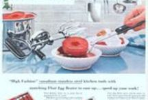 Ekco Flint Kitchen Tools / Magazine Advertisements featuring Ekco Flint Kitchen Tools! Enjoy these vintage ads! And remember to visit www.magazine-advertisements.com to view, download, or print the Full-Size image! / by Advertisement Gallery