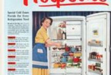 Hotpoint Refrigerators - Freezers / Magazine Advertisements featuring Hotpoint Refrigerators - Freezers! Enjoy these vintage ads! And remember to visit www.magazine-advertisements.com to view, download, or print the Full-Size image! / by Advertisement Gallery