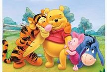 Winnie the Pooh / Winnie the Pooh, and his friends, his quotes, everything ;)