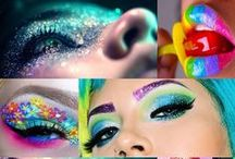Make-Up and Skin