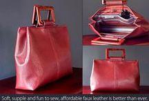 leather purse patterns (Tonya)