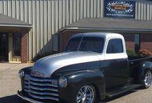 Classic Trucks North Carolina / Classic Truck Restoration in NC