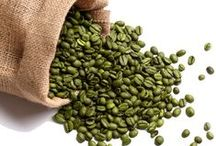 Coffee Extract (Green) Natural