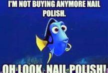 Nail Polish Humor