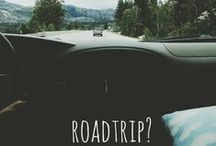 Road Trip Planning Ideas / How to make the most out of your trip with food, game and entertainment ideas for the road.