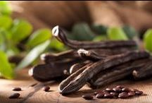 Carob Extract Natural / ABT Code: 6023 FEMA Number: N/A CAS Number: 57-50-1 Odor: Sweet, Fruity, Jammy, Raisen-Like, Brown Taste: Sweet, Raisen-Like, Brown Flavor Use:Ripe fruits, cocoa, coffee, chocolate, vanilla, butterscotch, maple, birch, root beer,malted milk and nut flavors