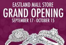 The Eastland Mall / We recently opened our new location at The Eastland Mall! Beautiful photos and specials going on now!