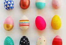 Easter fun / Ideas for a great Easter breakfast table