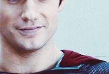 Superman / He lives on...