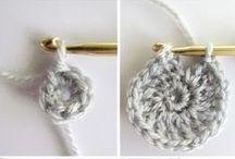 KÄSITYÖT -crochet
