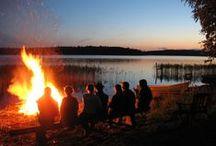 REISSAAMINEN & VAELTAMINEN -camping&hiking