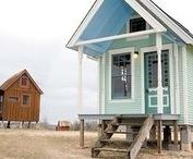 My datsja / I want a little house for myself and it should look like this, somehow :-)