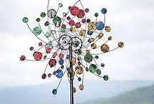Garden Art / Art for the garden that is tastful, fun and inspiring.