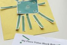 Place Value/Number Magnitude Activities / Place Value and Number Magnitude (Comparing) Activities for home or classroom.