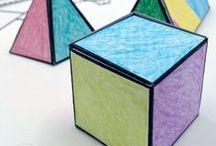 Geometry / Geometry activities for elementary school.