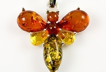 Amber Jewelery / by Polish Art Center