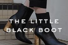 STYLE | The Little Black Boot / Your shoe wardrobe staple.