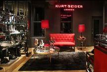 From Bond St. to Bleecker St. / by Kurt Geiger