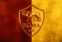 Soccer/Calcio / My passion for the Italian National Team & AS Roma!