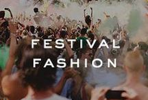 TREND | Festival Fashion / Be inspired by Kurt Geiger's shoes and accessories to get you festival ready.