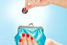 Saving is Stylish / Saving money around the home, couponing, tactics, ideas & MORE! Saving IS Stylish! / by Melissa ❀