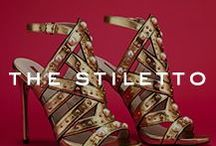 STYLE | The Stiletto / Transform your outfit with the elegance of the stiletto. Visit kurtgeiger.com for more.