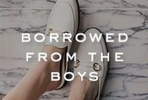 TREND | Borrowed From The Boys