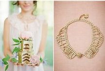 Wedding Inspirations - Styling/ Decor/ Cakes/Accessories / SPRING WEDDING. CORAL.