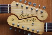 Guitarras / Guitarras, guitars, pedales