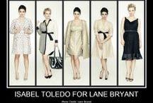 Isabel Toledo for Lane Bryant / Isabel Toledo for Lane Bryant #lanebryant #isabeltoledo #isabeltoledoforlanebryant #EFR #EstrellaFashionReport #PlusFashion