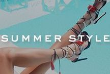 TREND | Summer Style / Stay style-perfect this summer with Kurt Geiger.