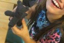 Mini Knuffeltje van Handschoen