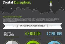Infographics / Infographics en disrupties, Enough said...