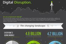 Infographics / Infographics en disrupties, Enough said...