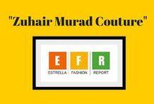 Zuhair Murad Couture / Zuhair Murad Couture #zuhairmurad #EFR #couture #EFR #estrellafashionreport