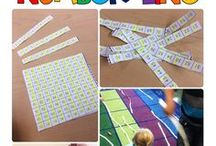 Counting and Skip Counting Activities / Activities that help children practice counting and skip counting.
