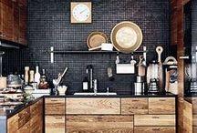 KITCHEN DESIGN / contemporary kitchen designs
